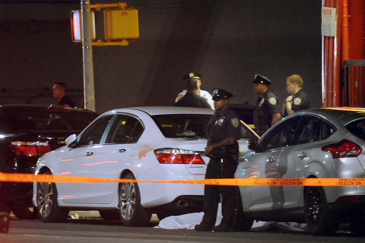 Off-duty NYPD cop shoots man dead after alleged road rage attack in Brooklyn