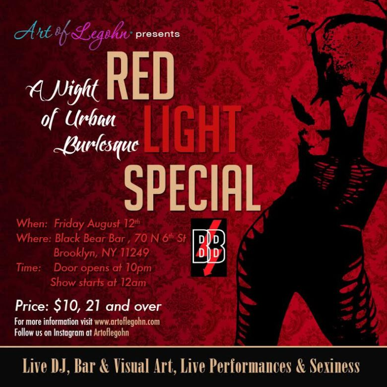 Red-Light-Special-Flyer
