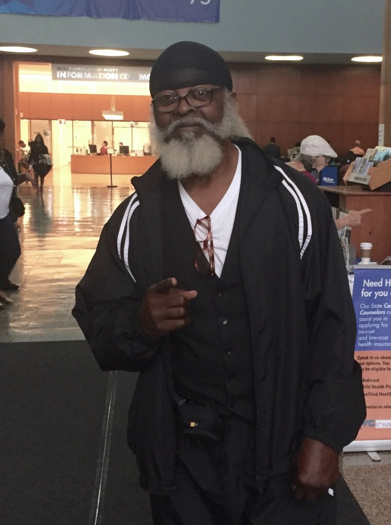 Jimmy McMillan Candidate for Mayor