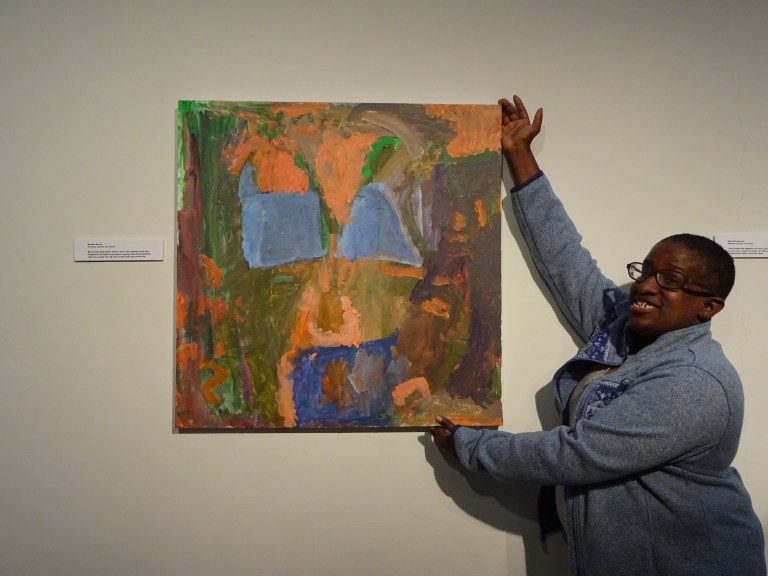 ICL, Brooklyn Museum, Define Home, ICL art exhibition, intellectual/developmental disabilities, Dylan Stanfield, Institute for Community Living