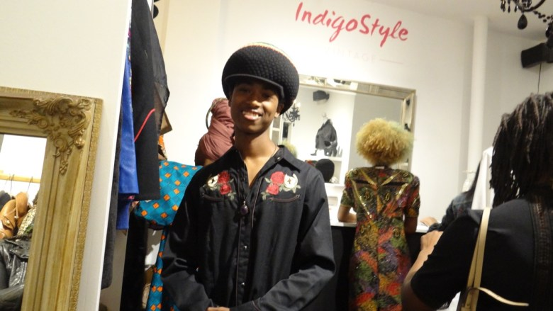 Fall Fashion Event, Indigo Style Vintage, Peace+Riot, Mary's Hands Jewelry, BK Reader