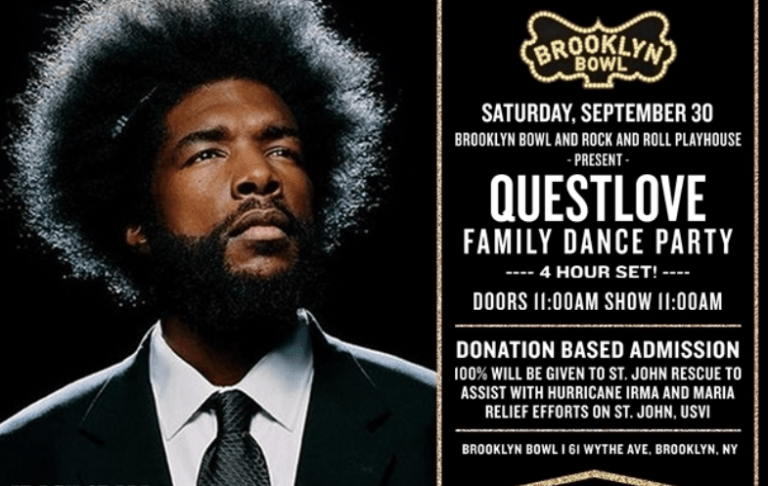 Weekend Events, BK Reader, Thundercat, Chile Pepper Festival, Questlove, Brooklyn Bowl, Brooklyn Steel, Friends & Lovers, Comedy, Sunnyvale, Muse, Step Fenz, X Fenz, Pro Breaking Tour, Africans in Brooklyn, Weeksville Heritage Center, Gbenga Akinnagbe, Barron Clairborne, Brooklyn events, Brooklyn Botanical Garden, Brooklyn Museum, Crows, Crossing the Line Festival
