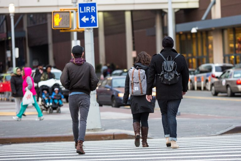 pedestrians, BK Reader, car accidents, pedestrian fatalities, pedestrian injuries, NYC Open Date, NYC Vision Zero, Flatbush, East New York, Brownsville, Crown Heights, fatal car accidents, Nostrand Avenue, Atlantic Avenue, Fulton Street, distracted driving, fatigued driving, drunk driving