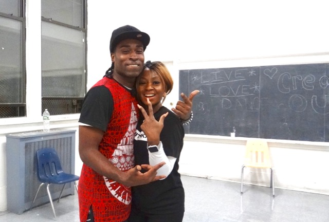 Stars of New York Dance, Dancing with the Stars, Sneak Peak, Behind the Scenes, dance competition, Kevin Hunte, Patricia Robinson, Cheryl Todmann, BK Reader