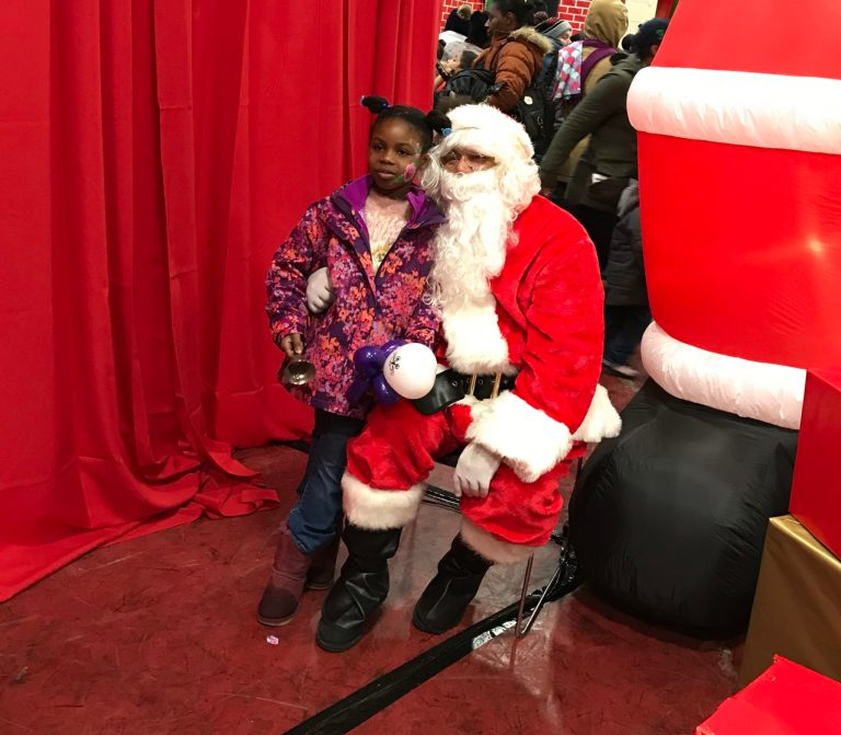 Healthfirst, BK Reader, Brownsville, diabetes prevention, healthy families, diabetes management, asthma, domestic violence, gang violence, healthy nutrition, nutrition classes, Brownsville healthy village, holiday party. Christmas party,