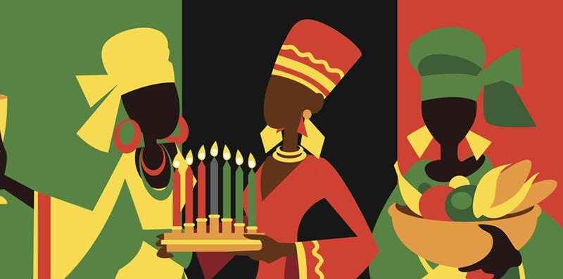 """Ujamaa: """"To build our own businesses, control the economics of our own community and share in all its work and wealth."""""""
