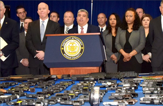 Brooklyn district attorney, Brooklyn Crime, homicide, shootings, shooting victims, Brooklyn's Young Adult Court, BK Reader, District Attorney Eric Gonzalez, NYPD, Brownsville, Crown Heights, East New York,