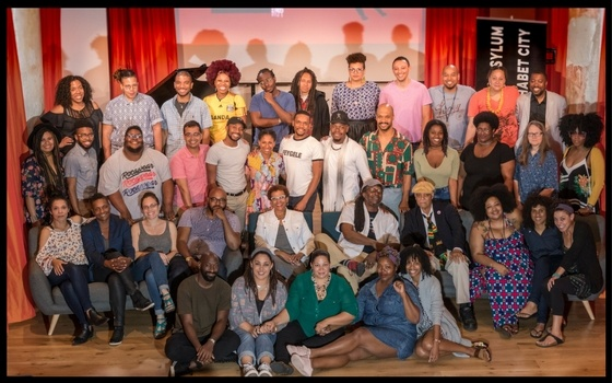 Spark Prize, Cave Canem, Brooklyn Community Foundation, winners, 2018, Center for Law and Social Justice at Medgar Evers College,Exalt Youth(exalt),GRIOT Circle, Red Hook Initiative, Cecilia Clarke