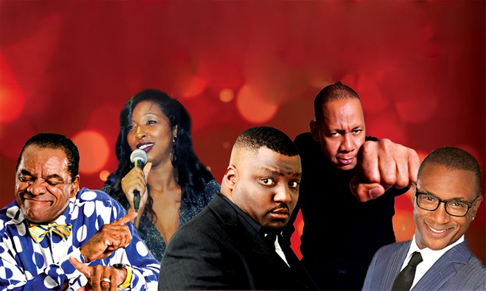 Valentine's Day, BK Reader, All-Star Comedy Show, Kings Theater, Mark Curry, Tommy Davidson, Living Color, Black Dynamite, Hangin' with Mr. Cooper, The Players Club, Def Comedy Jam, Katt Williams, Jerry Maguire, Ace Ventura, Aries Spears, Alex Thomas, Ashima Franklin, Smokey Suarez,