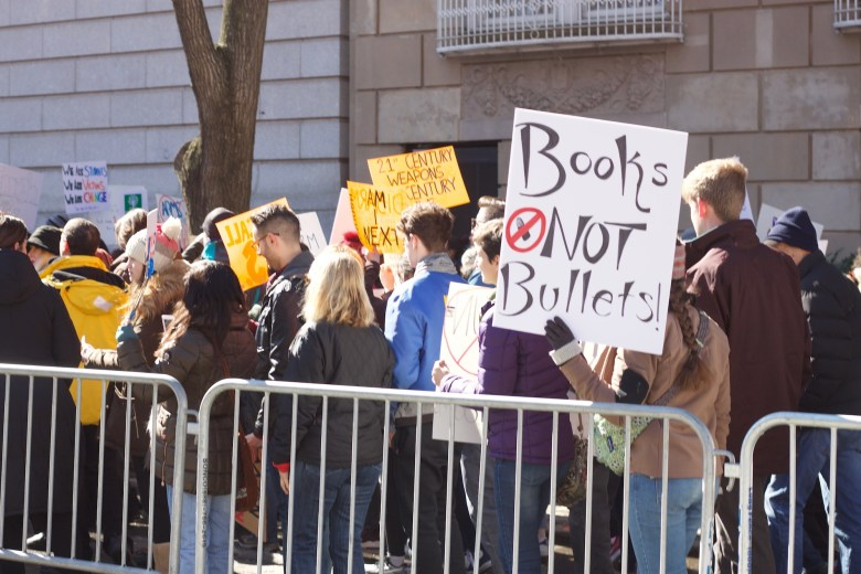Gun laws, March For Our Lives, Black Lives Matter, BK Reader, March, NYC march, Brooklyn, 2nd Amendment