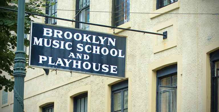 Brooklyn Music School is holding a fundraiser on Sunday, May 6.