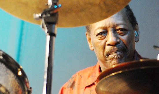 World-renown drummer and instructor Dr. Victor Lewis will be performing this Sunday, May 6.