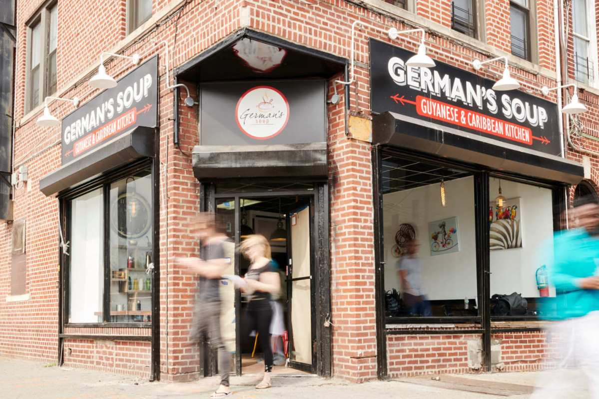German's Soup opened its first U.S. outpost this past weekend in East Flatbush.