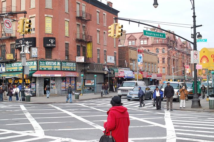 Bed-Stuy is booming.