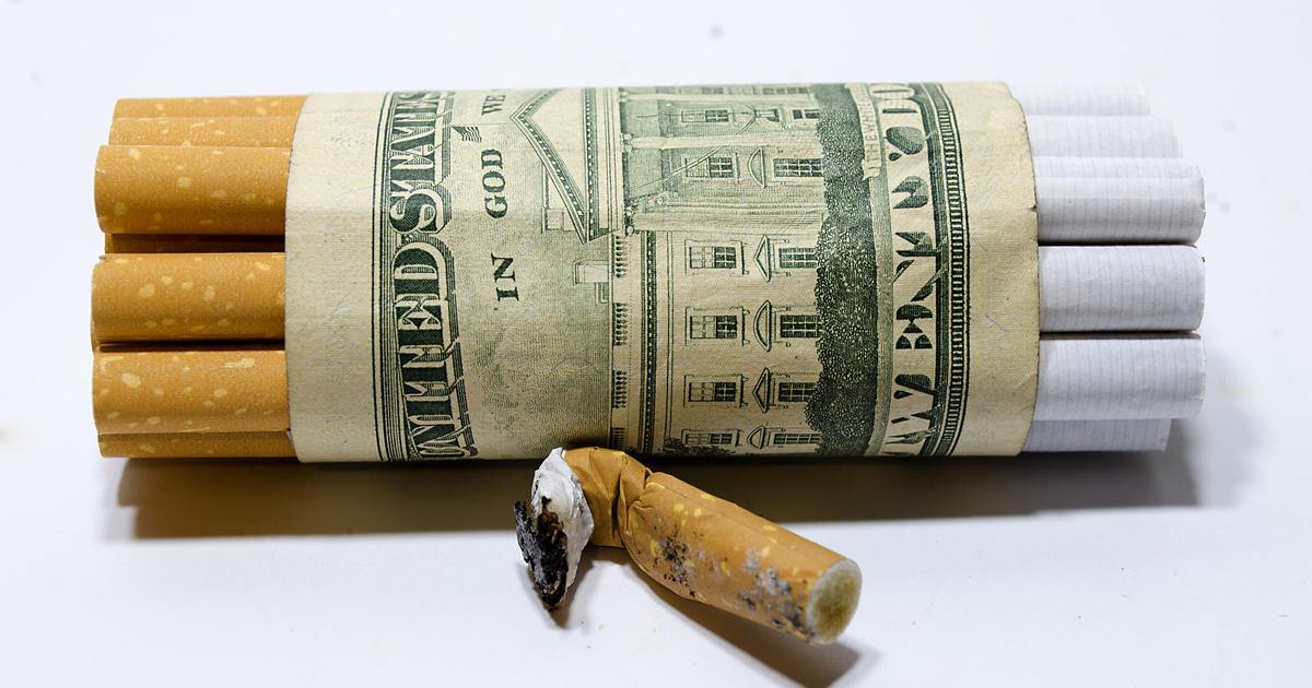 It's time to quit, NYC hikes its prices for cigarettes.