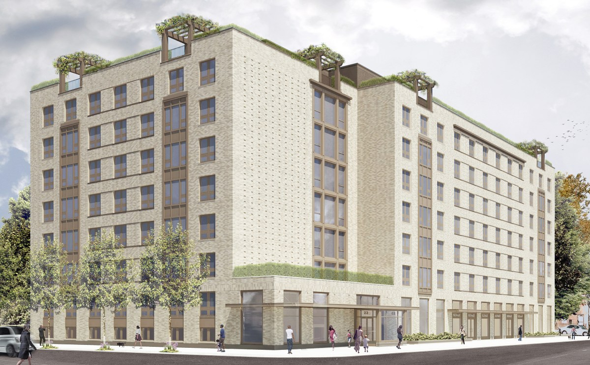 Edwin's Place will bring 125 affordable units for formerly homeless and low-income New Yorkers to Brownsville.