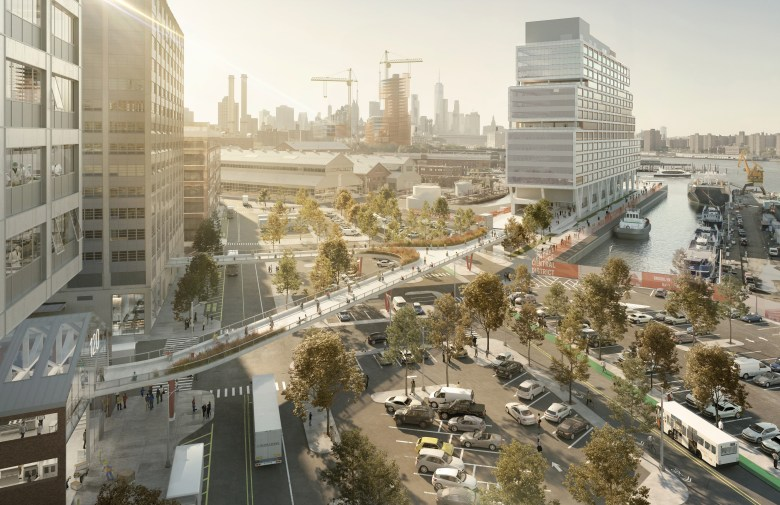 Brooklyn Navy Yard Unveils 5.1M-Square-Foot Expansion Plan to Create 10K New Jobs