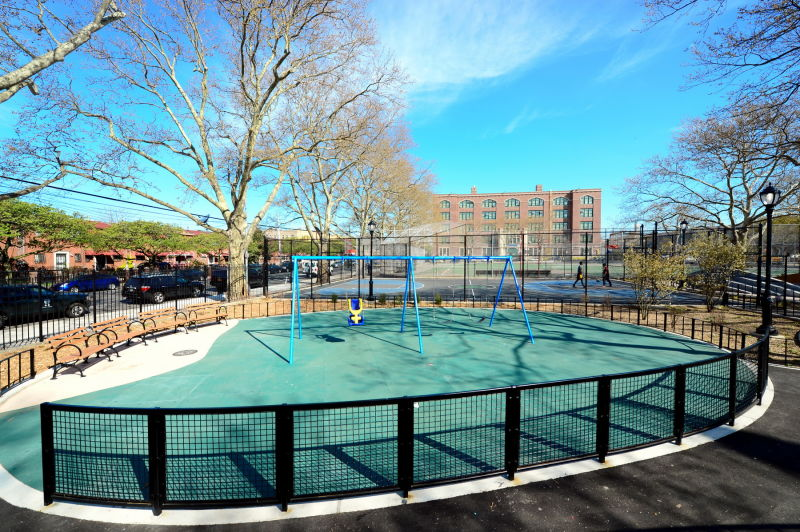 Betsy Head Park will undergo a major revamp over the next two years.