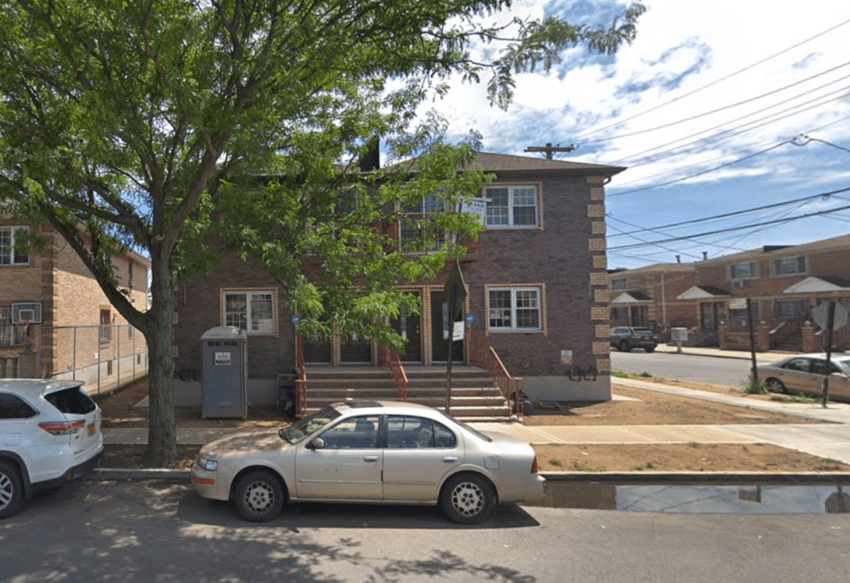 East NY has its first $1M listing.