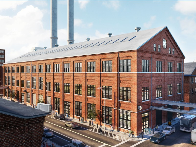 Building 127 will be the last history building at the Navy Yard to undergo a major overhaul.