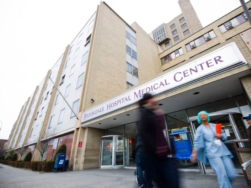 The STAR Health Center will expand Brookdale's existing HIV services to include substance abuse and mental health counseling.
