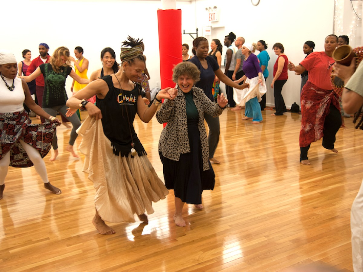 Cumbe: Center for African and Diaspora Dance has launched a special series of donation-based performance dance classes.