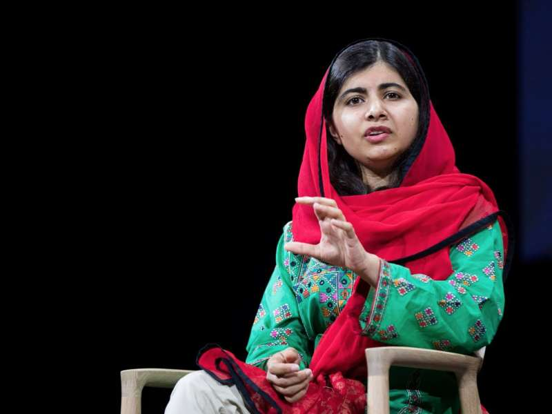 There are currently 68.5 million refugees globally; with her new book 'We Are Displaced,' Malala gives voice to displaced girls from around the world
