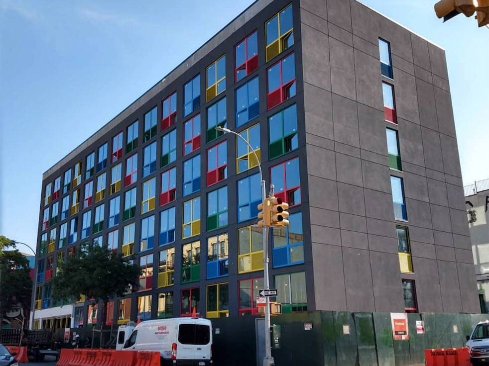 A new luxury boutique hotel is coming to the Bedford Stuyvesant - Bushwick area, reports Brownstoner.