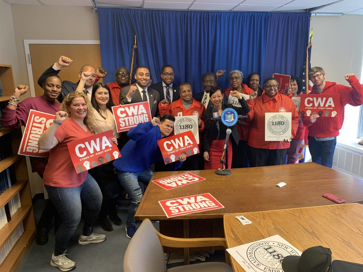 The Brooklyn lawmakers call for dramatic wage increase for incarcerated workers and a continued push for criminal justice reform