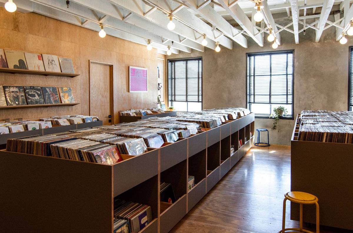 The Brooklyn Record Exchange promises to be an all-vinyl paradise for the diverse, music-loving crowd of Brooklyn