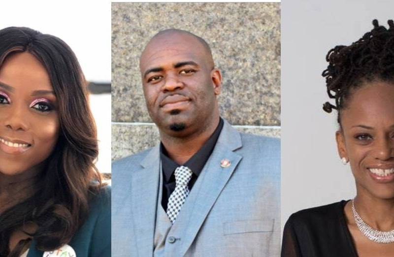 Among the candidates running are Williams' Deputy Chief Farah Louis, Community Organizer Anthony Beckford and Nonprofit Executive Monique Waterman