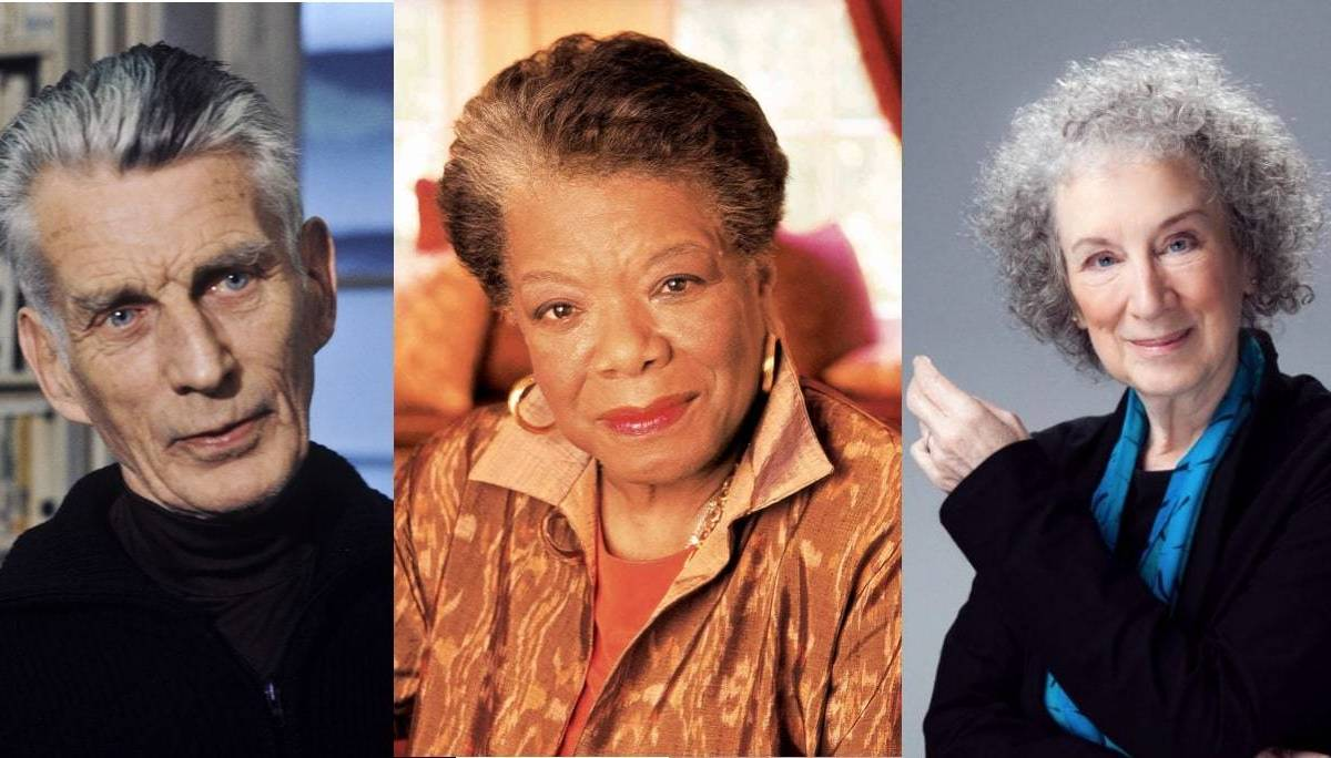 The film festival gives an inside look at the private lives and artistic processes of the world's greatest writers and literary figures.