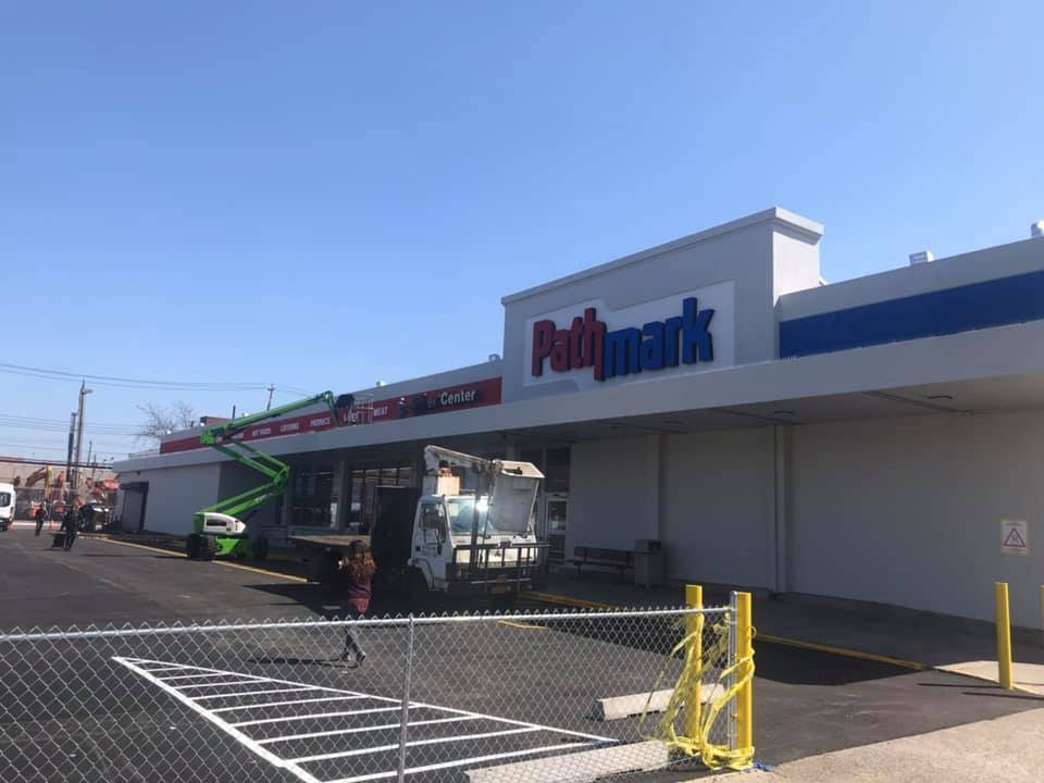 After months of extensive interior and exterior renovations, the 47,000-square-foot Pathmark is ready to reopen this week.