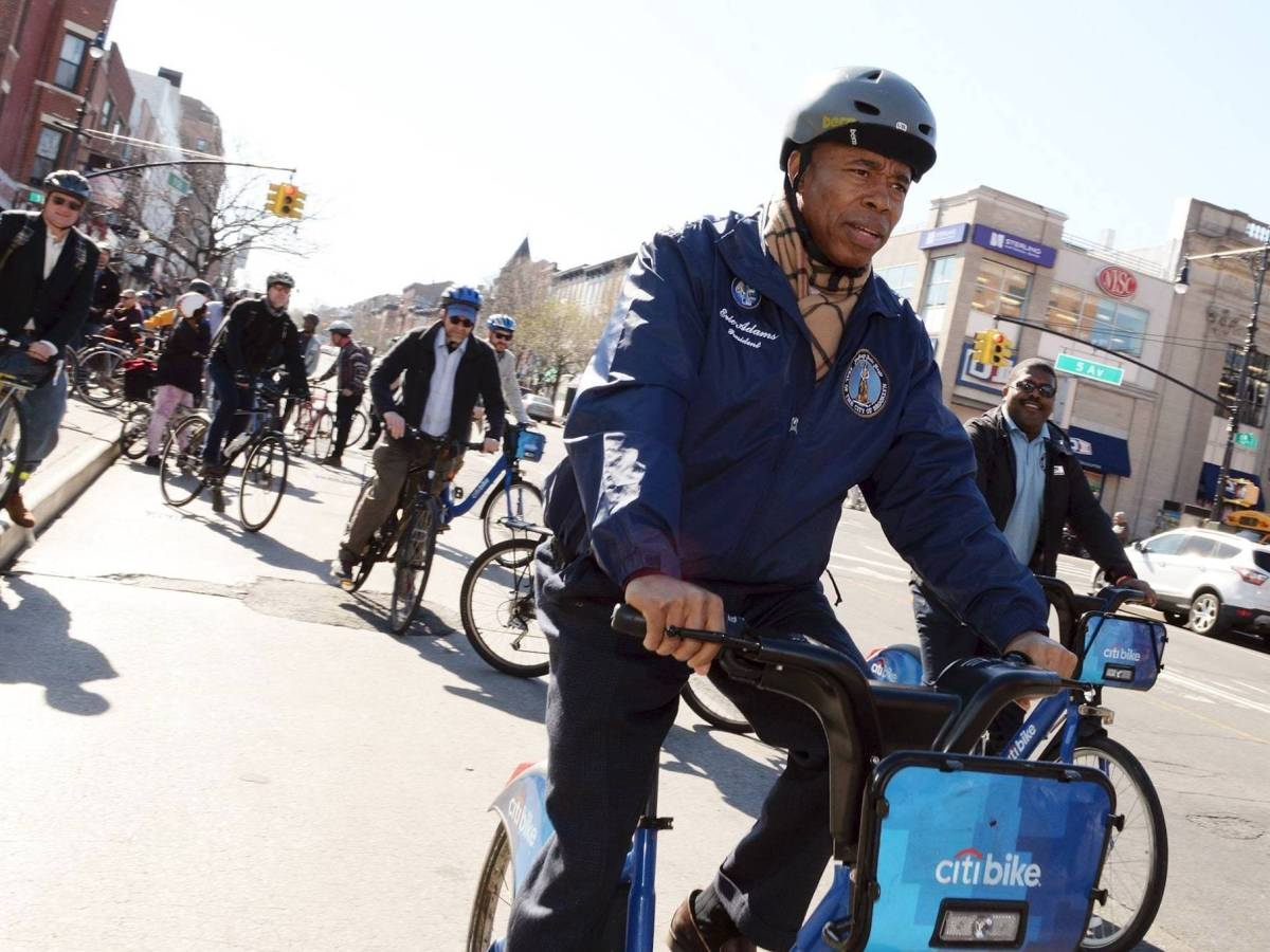 Theannual bike tour is not only a plea to protect Mother Earth but also a rolling rallying-cry for safer cycling infrastructure in Central Brooklyn.