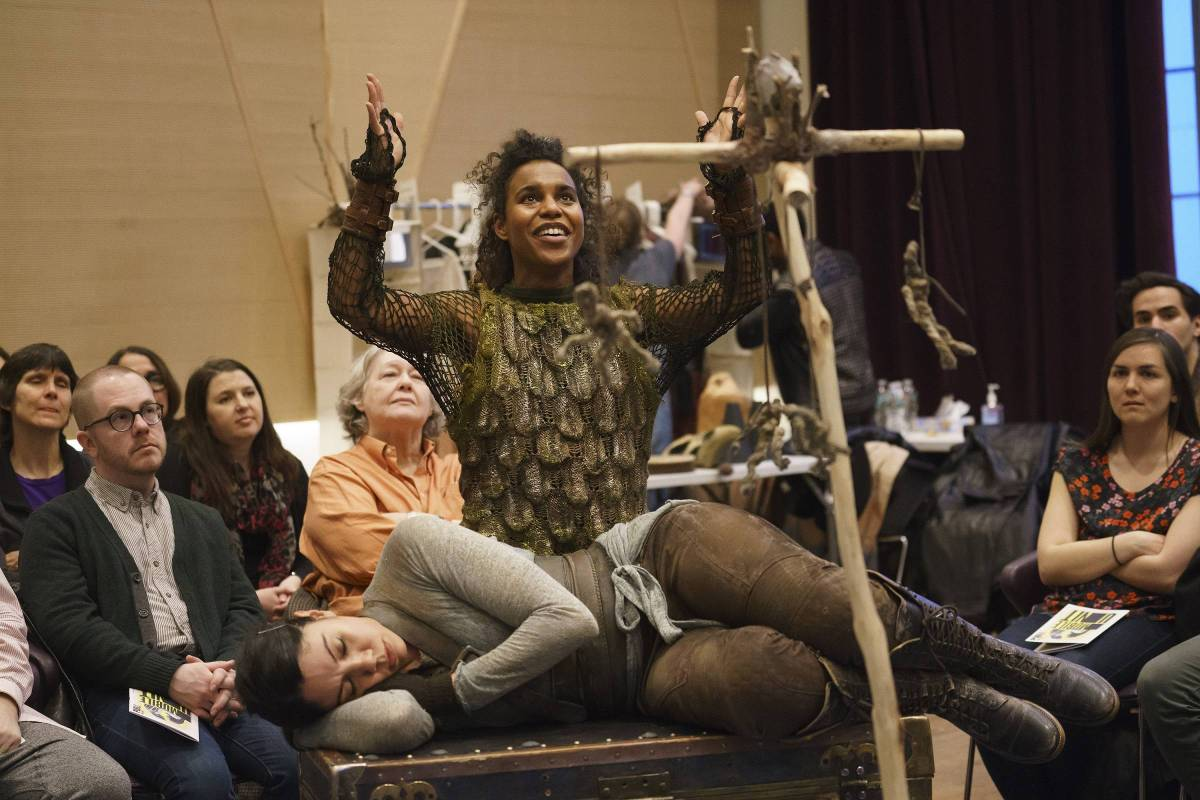 Revenge, love and magic take center stage in this dramatic re-imagining of Shakespeare's final play.