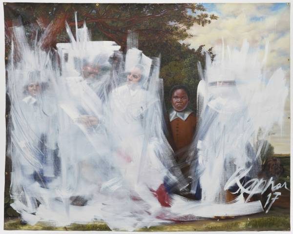 """The exhibit will run simultaneously with """"One: Titus Kaphar,"""" an exhibit that explores marginalized voices, bodies and histories that were less likely to be validated by the white, male artists of the Western world."""