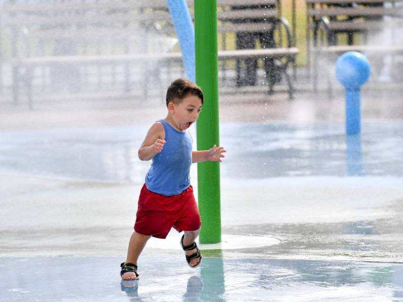 To help New Yorkers beat the heat, the city has opened its 500 cooling centers throughout the five boroughs beginning on Wednesday, July 17 through Sunday, July 21.