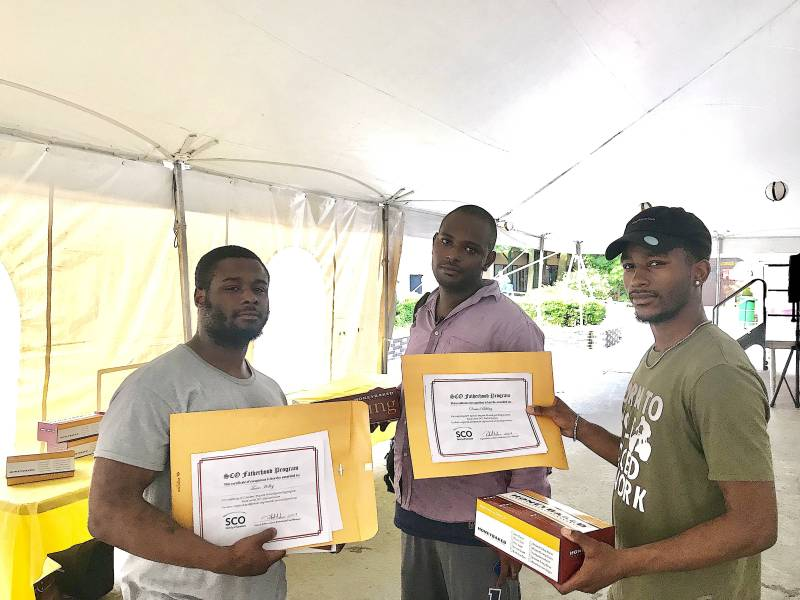 Fatherhood Program -- The free 12-week class empowers previously absent dads to address their challenges and fears so they can become strong and caring father figures for their children