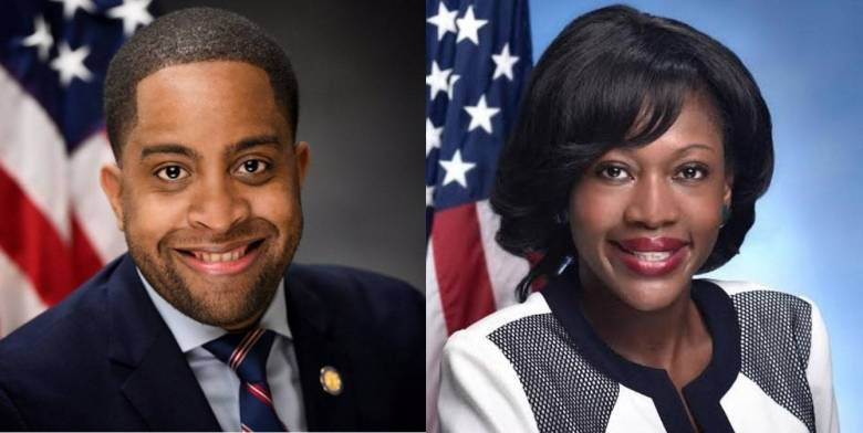 Myrie and Richardson have sponsored legislation to rename two stations near Medgar Evers College which now awaits the governor's signature.