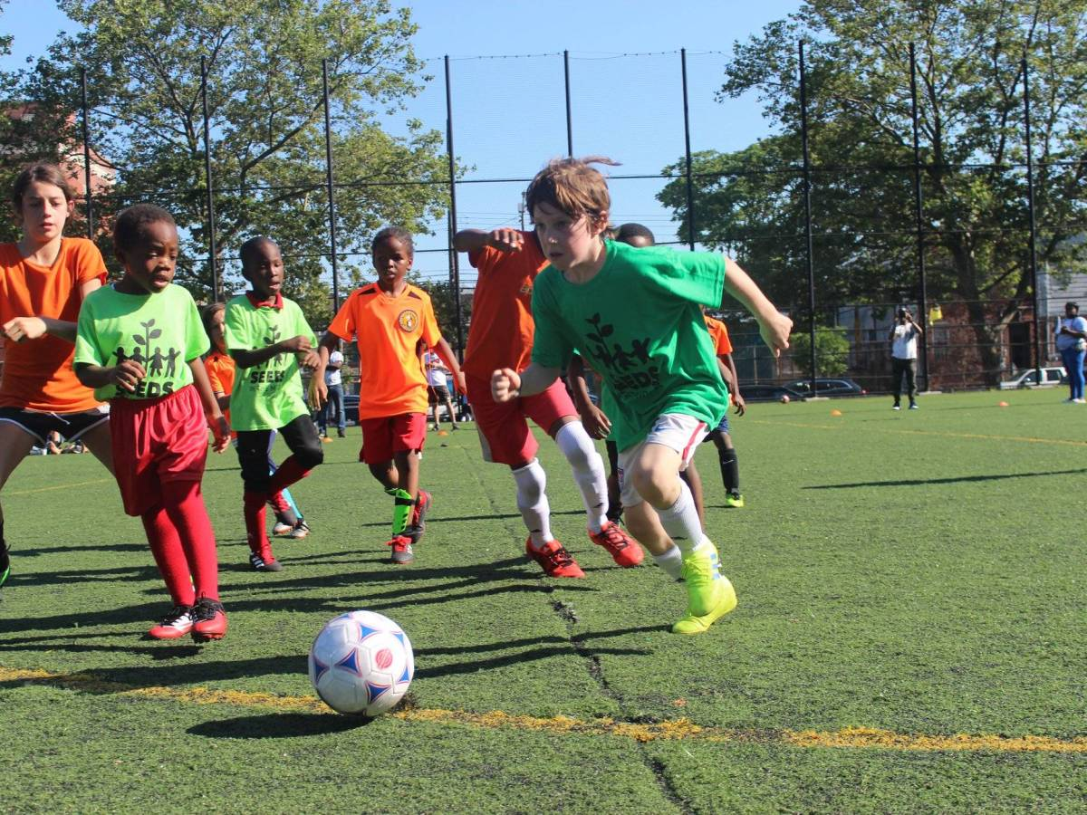 Seeds in the Middle has been running recreational soccer programs for a decade; now, the nonprofit wants take the game to the next level