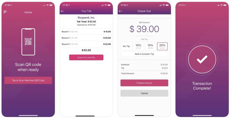 Stuypend, Andre Powers, Bed-Stuy, purchase app, point-of-sale app