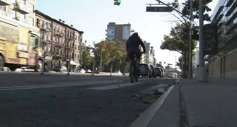 100th Mile, protected bike lanes, Vision Zero, green wave, East New York