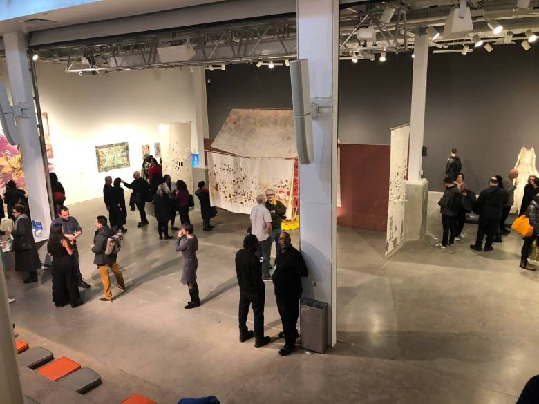 Present Bodies, Dieu Donne, papermaking, Noel W. Anderson, Lesley Dill, Candy Gonzalez, Lina Puerta, Paul Wong, Saya Woolfalk, Tricia Wright, art, exhibit