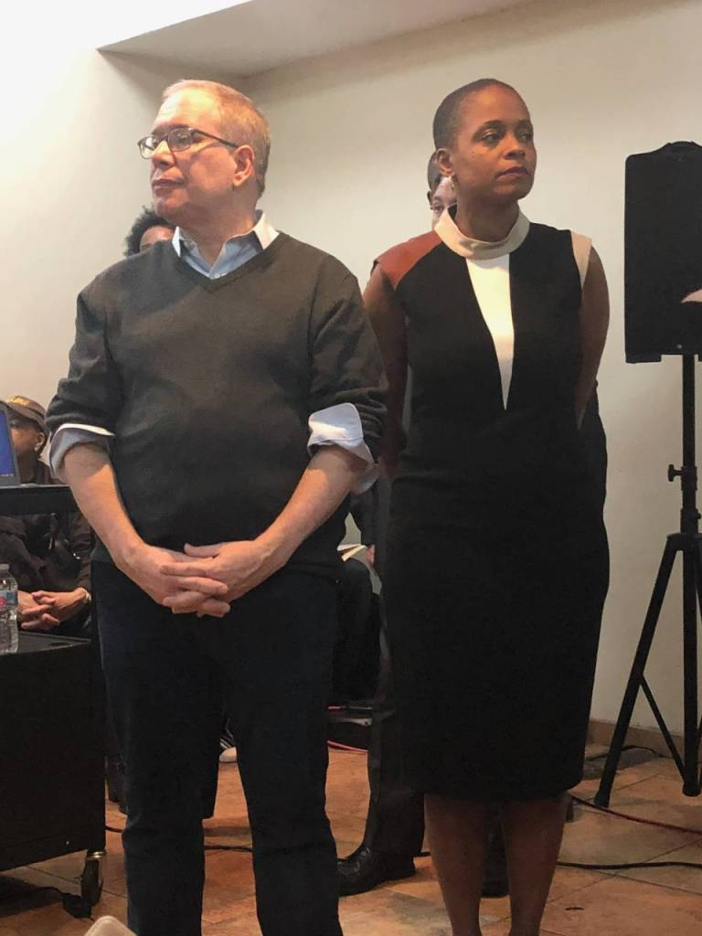 The Secure Deed Act, Yvette Clarke, Robert Cornegy, Eric Gonzalez, Leticia James, Third Party Transfer, deed theft, deed fraud, press conference