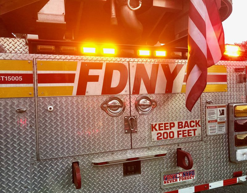 Man dies trying to douse fire in bedroom of his Brooklyn apartment