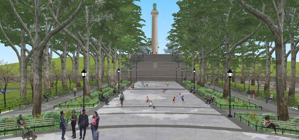 NYC Parks Department required to rethink controversial redesign of Fort Greene Park