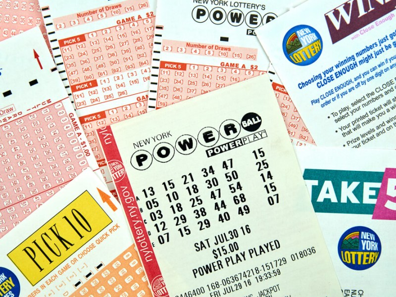 Do you have the winning ticket? Two winning lottery tickets worth thousands sold in Manhattan and Brooklyn