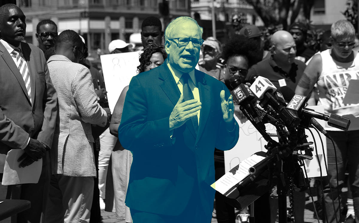 """Scott Stringer calls for """"universal affordable housing,"""" end to 421a"""
