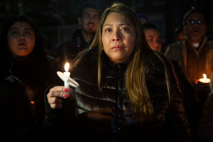 Wounds Still Wide Open for Family of Erick Díaz-Cruz, Shot by ICE in Brooklyn