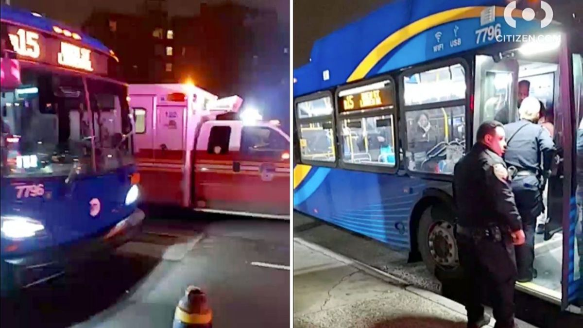MTA bus driver assaulted by group of teens in Brooklyn: police